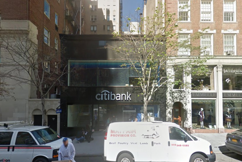 1042 Madison Avenue, image via Google Maps