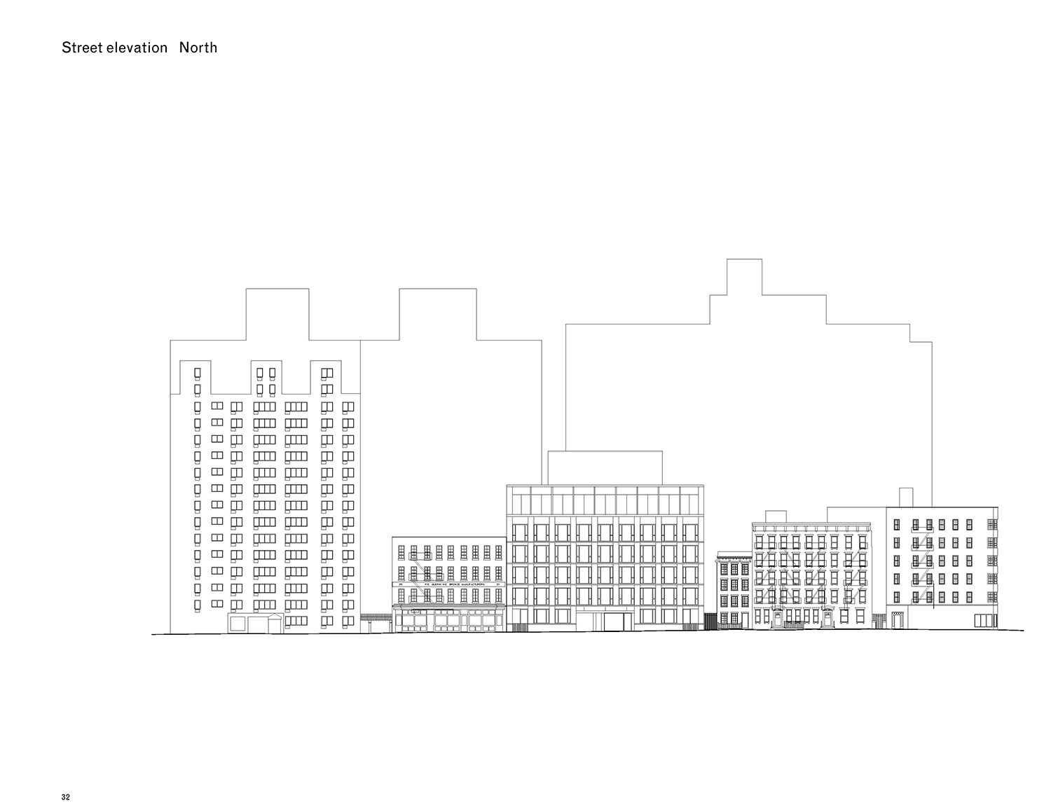 Plan cellule dynamis sur defender - New York Yimby Has Published Chipperfield S Entire Presentation