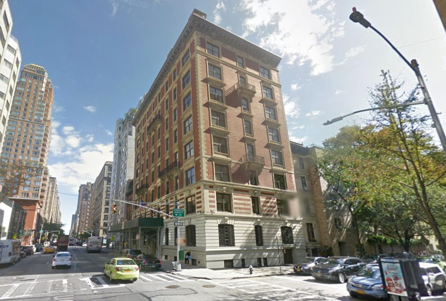 1109 Madison Avenue