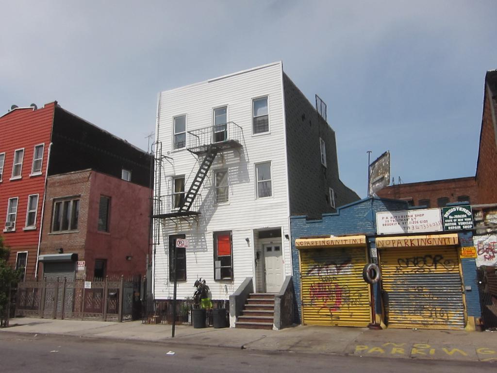 111 Troutman Street