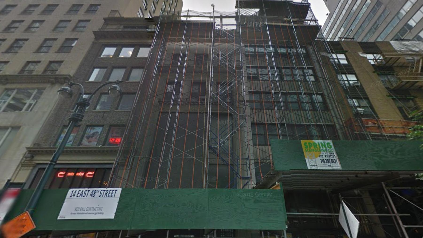 12 East 48th Street