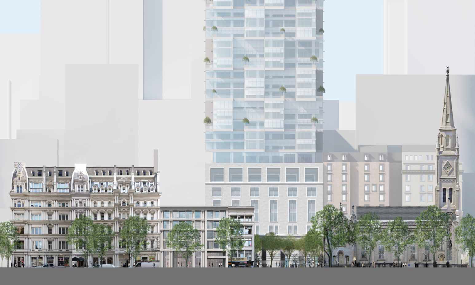 Proposal for West 29th Street