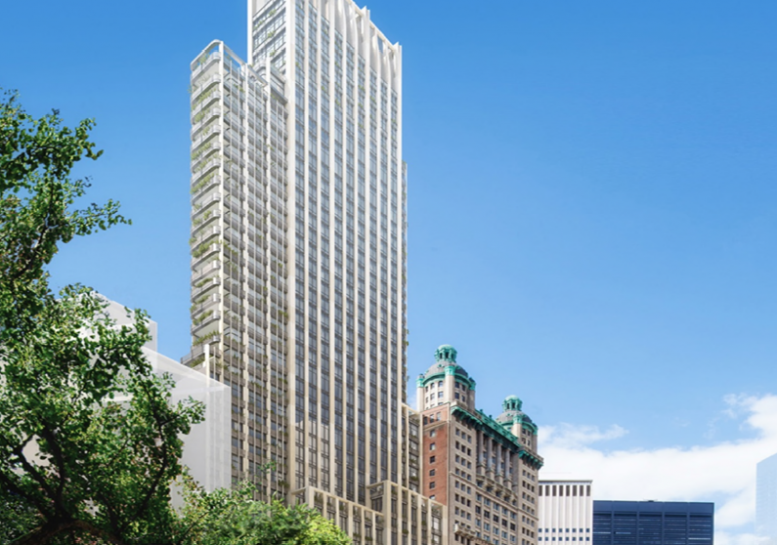 23 Park Row, rendering via Primary Capital