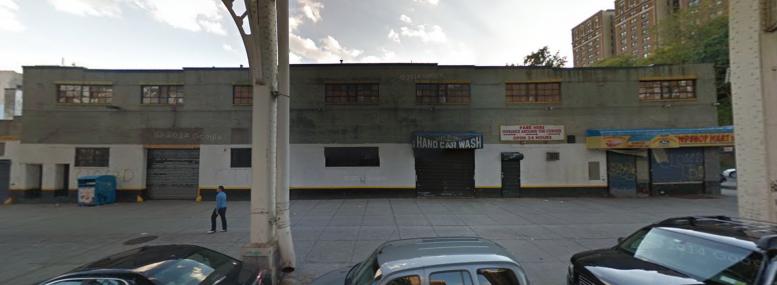 250 Bradhurst Avenue, image via Google Maps
