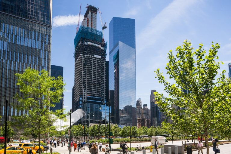 3 World Trade Center, June 2016. Credit: Joe Woolhead