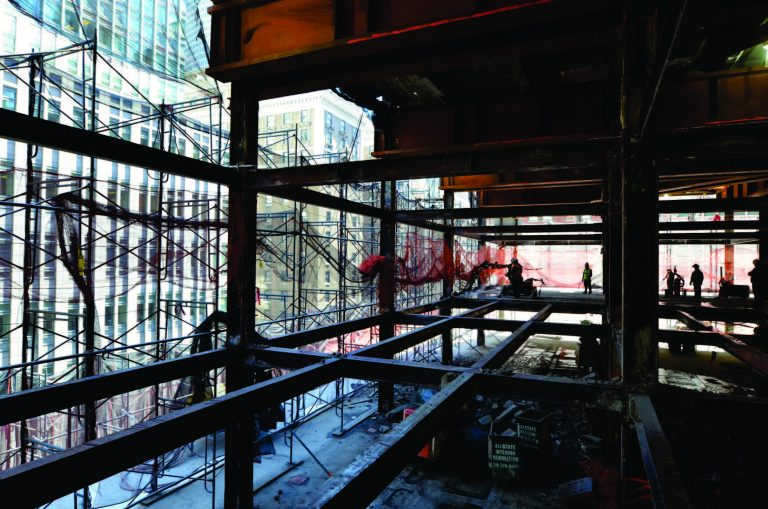 390 Madison Avenue, photo via L&L Holdings