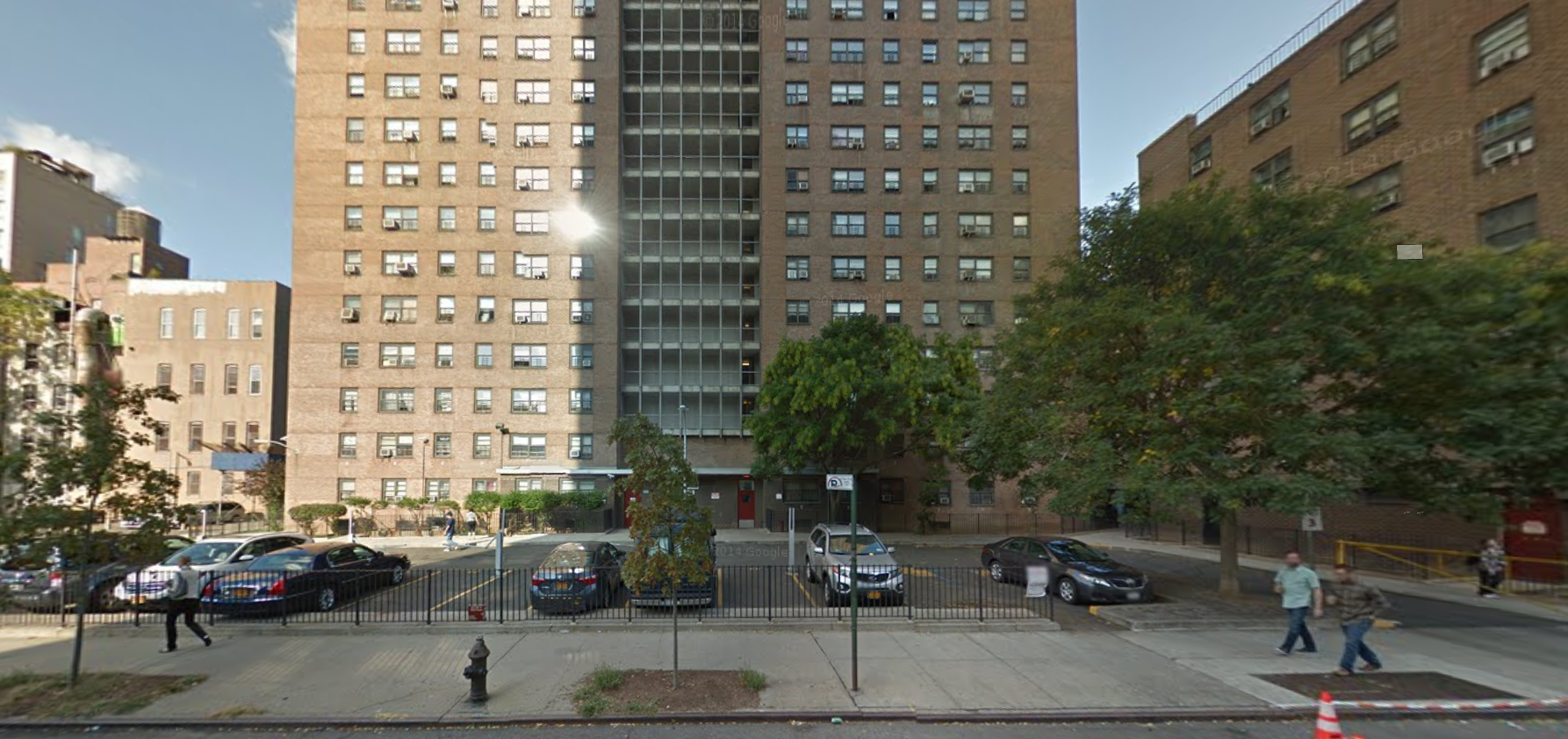 401-413 West 18th Street, image via Google Maps
