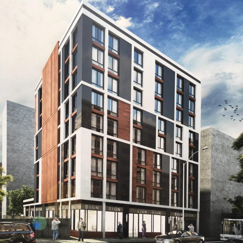 New York City Apartment Streets: Port Authority Reveals A Rendering, But Not A Developer