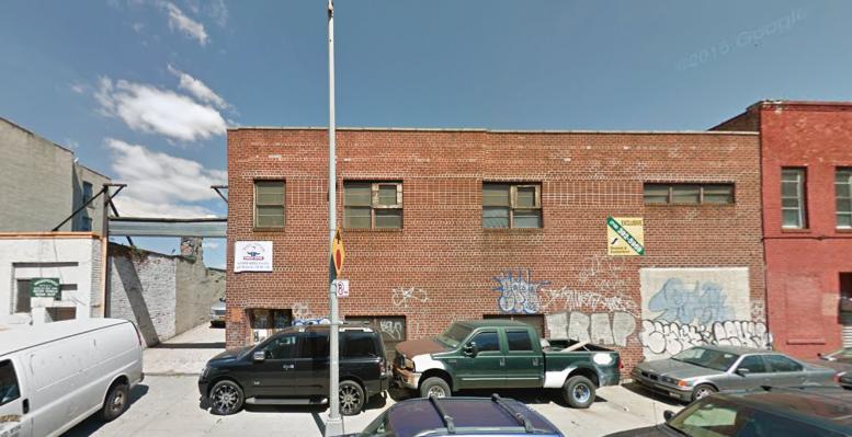 813 Bergen Street, image via Google Maps