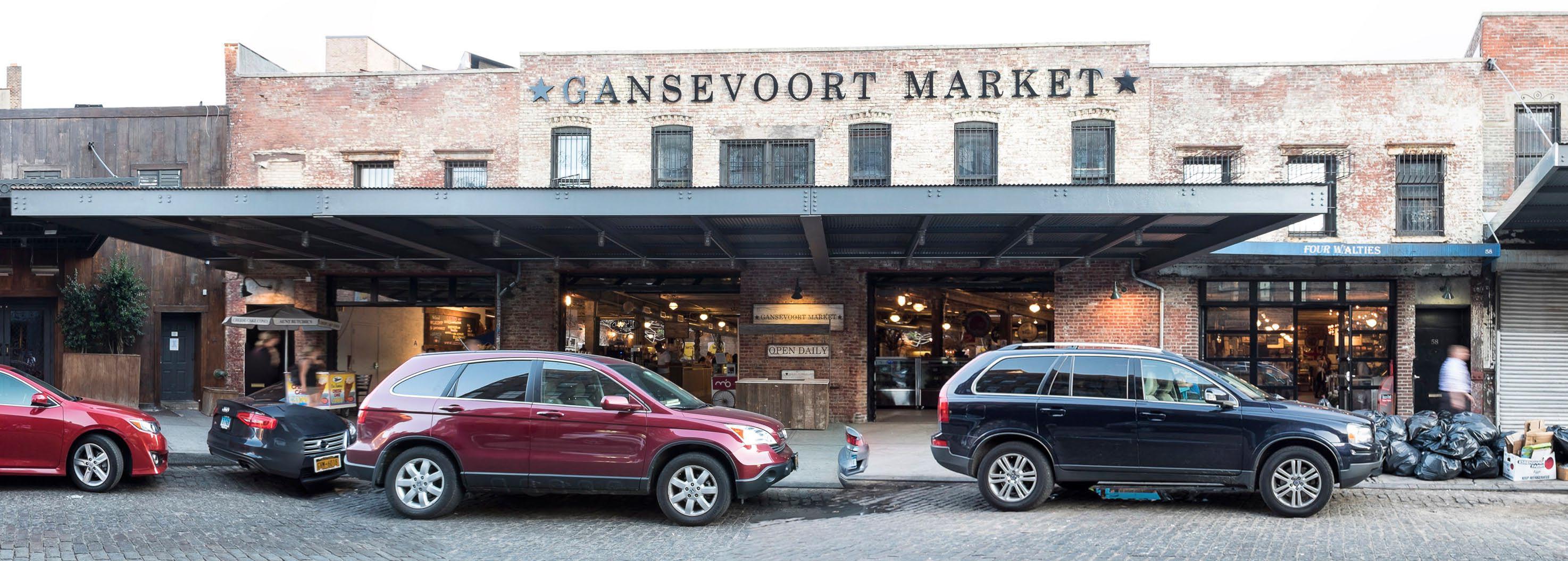 52-58 Gansevoort Street, existing condition
