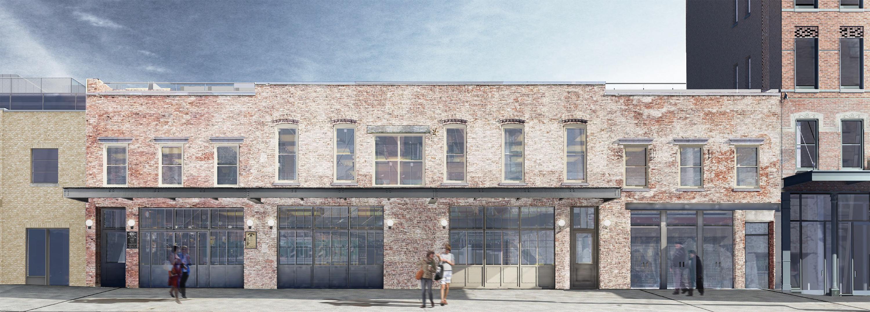 Proposal for 52-58 Gansevoort Street