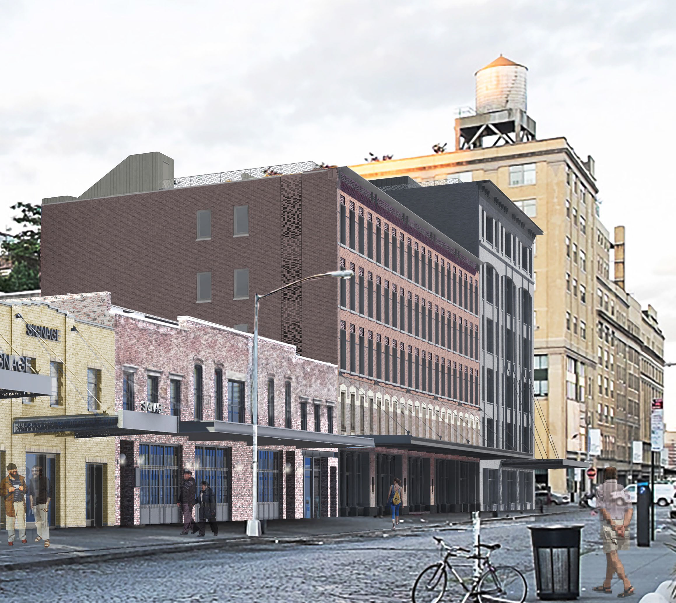 Proposal for 60-68 Gansevoort Street