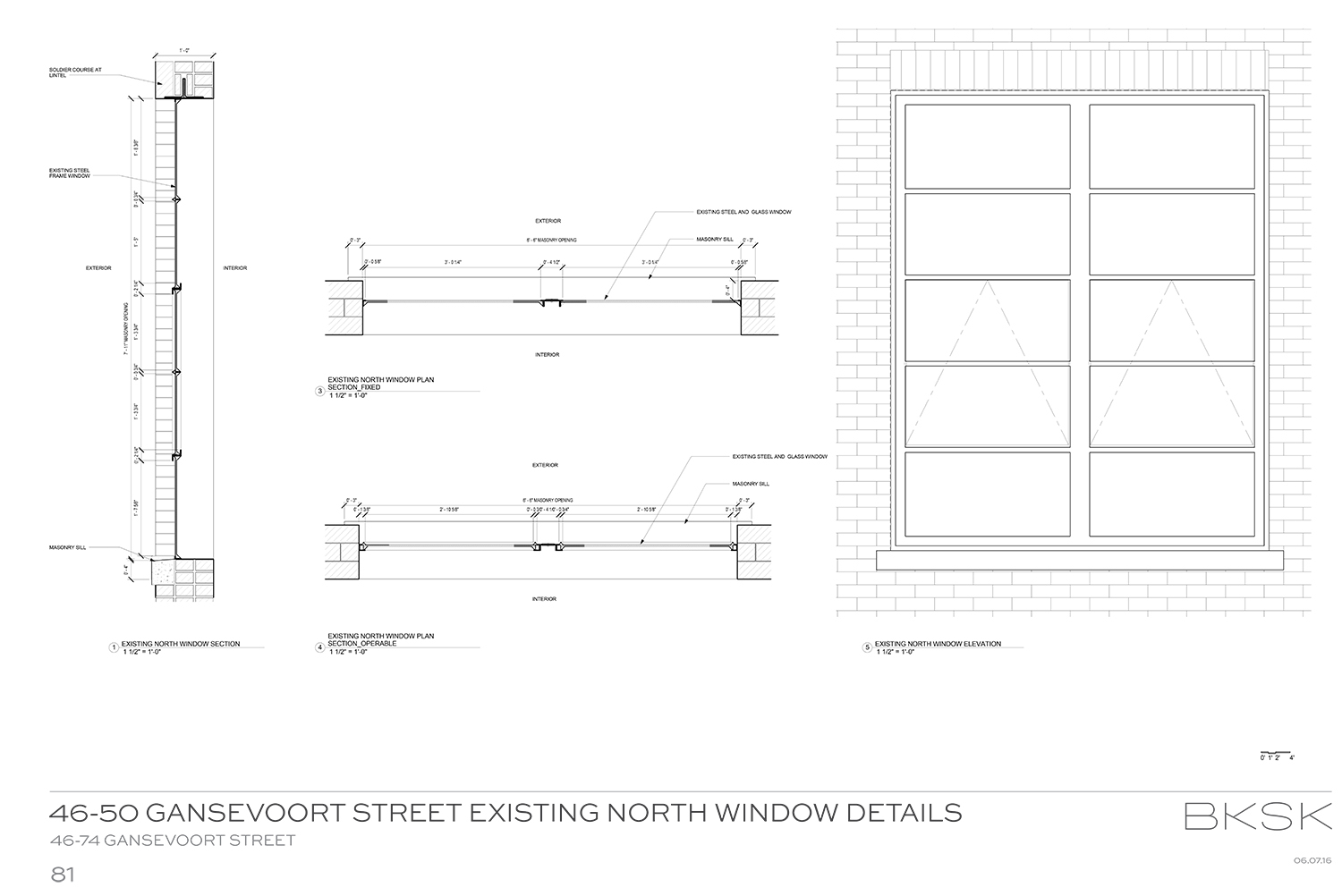 Gansevoort Market Plan landmarks approves redevelopment of gansevoort market block - new