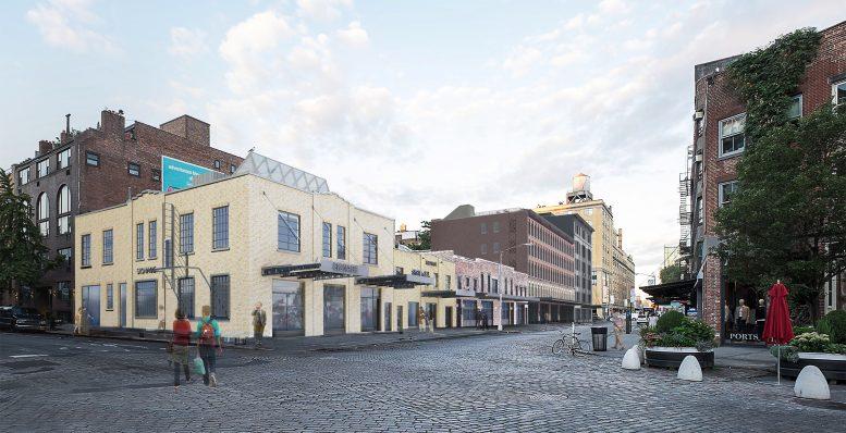 Proposal for 46-74 Gansevoort Street