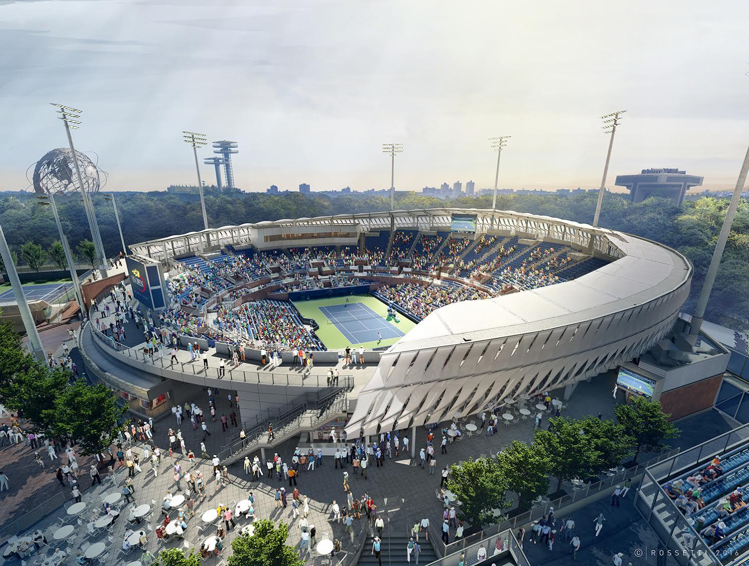 Grandstand Stadium