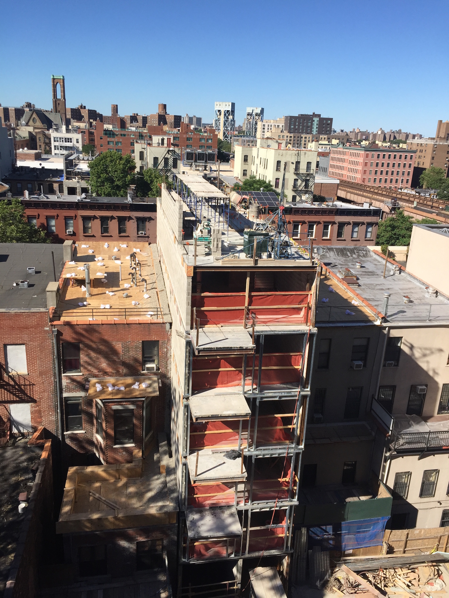 The back of 69 East 125th Street, photo via Greystone