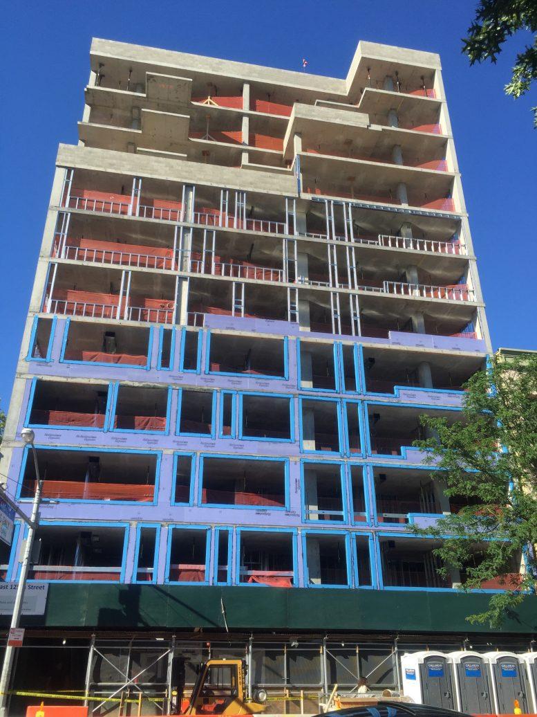 69 East 125th Street, photo via Greystone