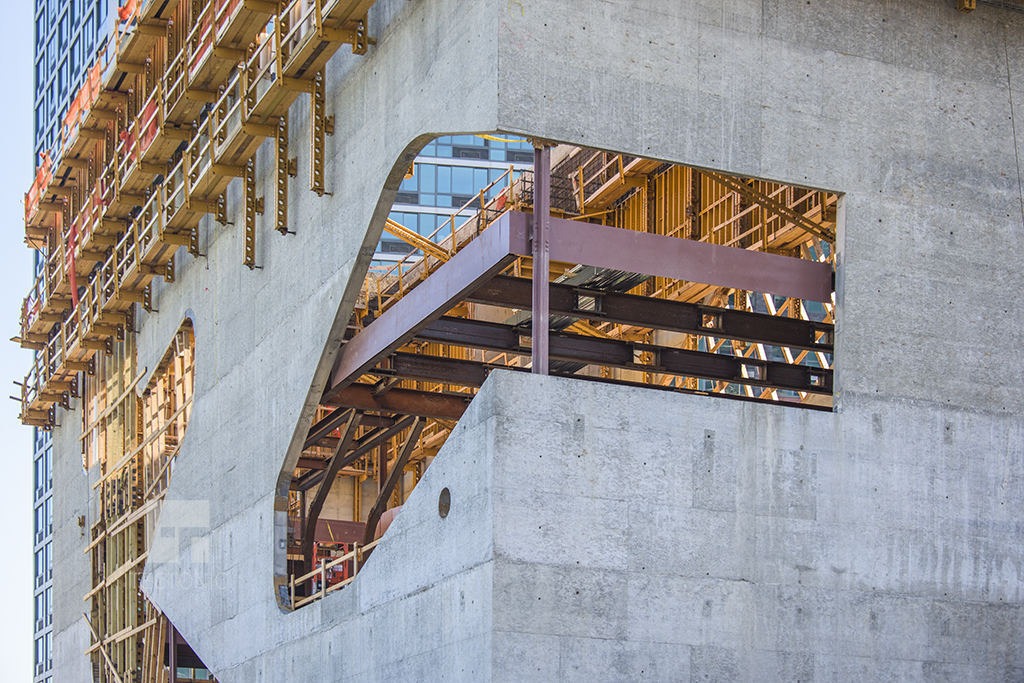 The Hunters Point Library, photo by Tectonic