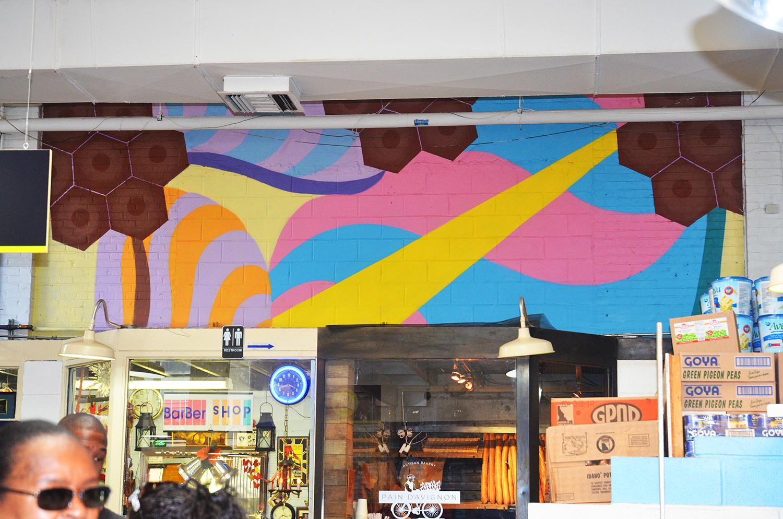 Essex Street Market interior