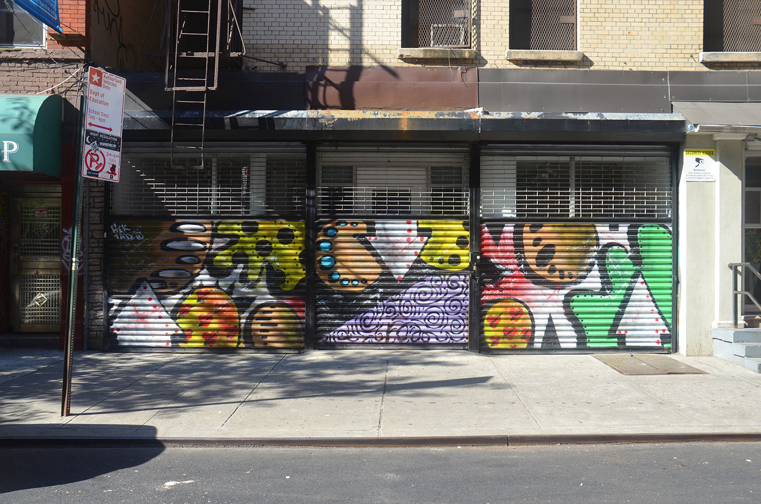 100 Gates - Ashok Jain Gallery at 58 Hester Street by Hektad