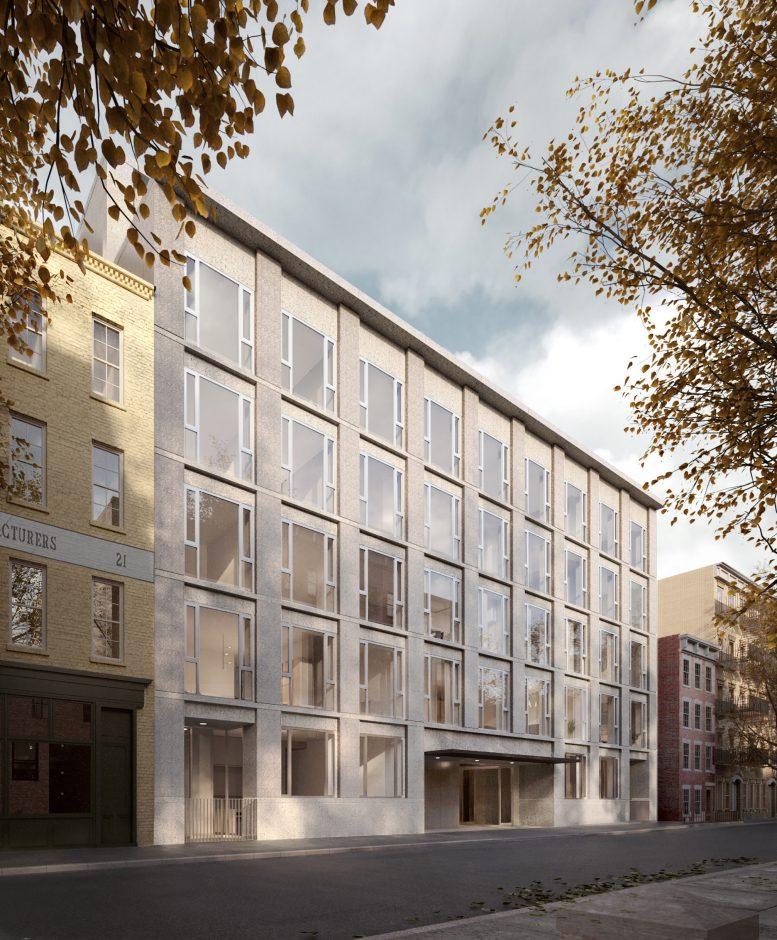 Landmarks Requests Refinement Of Apartment Building