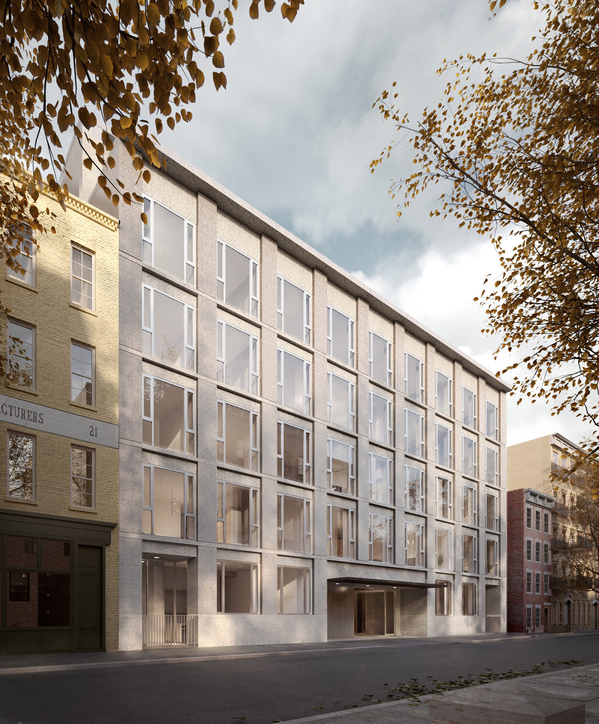 Proposal for 11-19 Jane Street