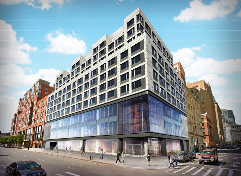 239 Atlantic Avenue, rendering by SRAA+E