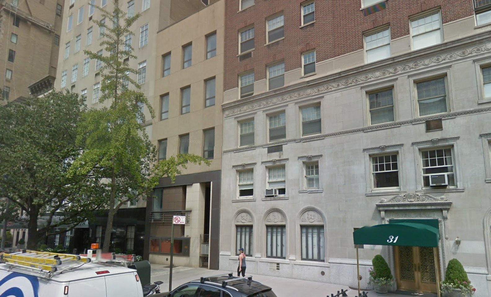 27 East 79th Street, image via Google Maps