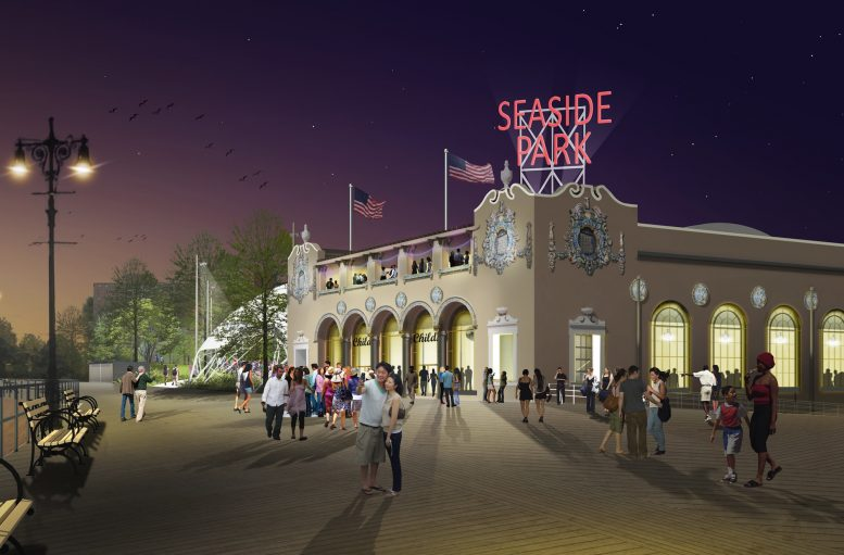 ford amphitheater on coney island boardwalk opens for business at