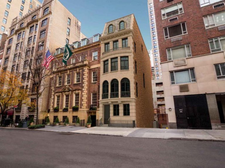 Proposal for 34 East 62nd Street