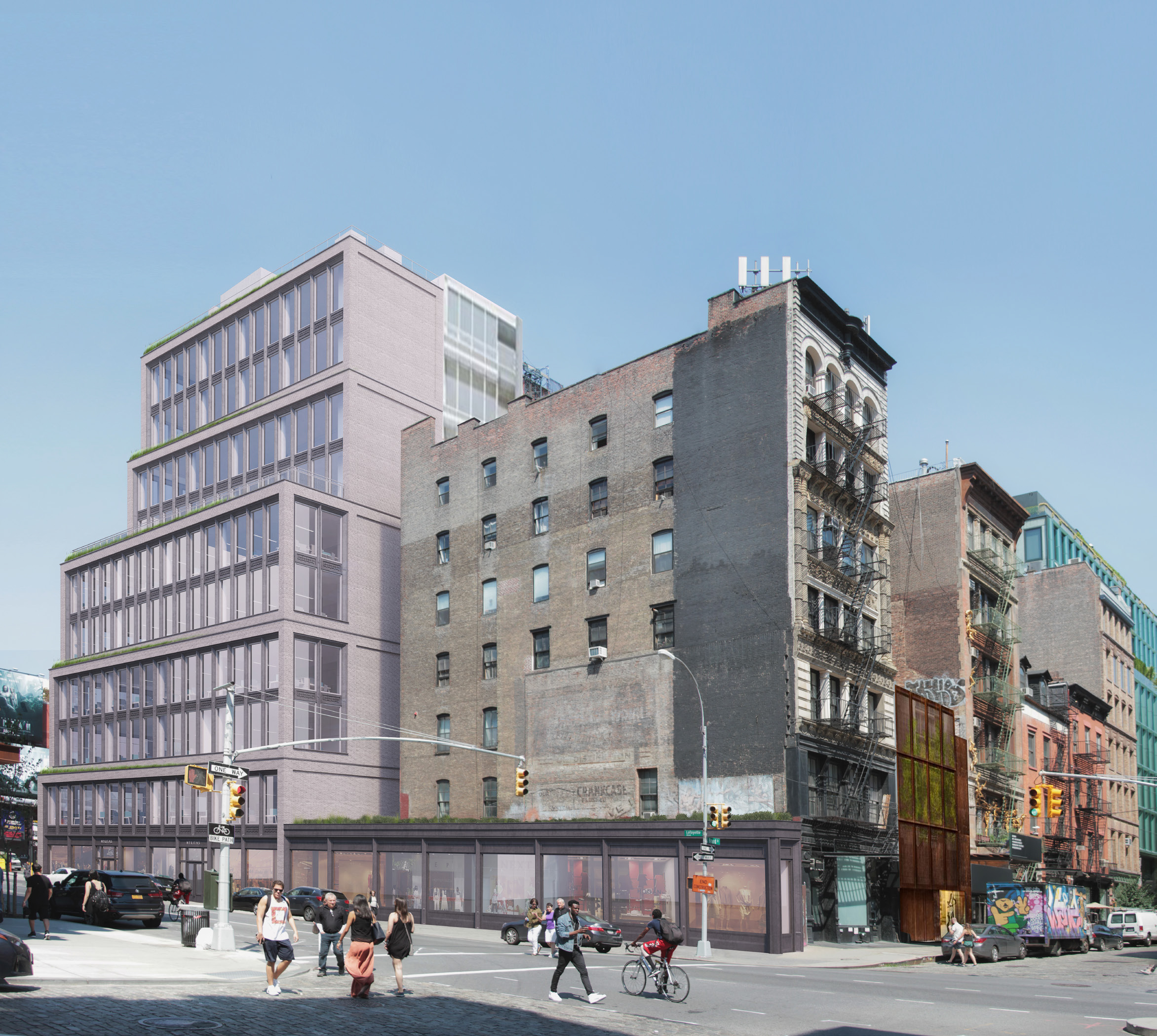 Proposal for 363 Lafayette Street