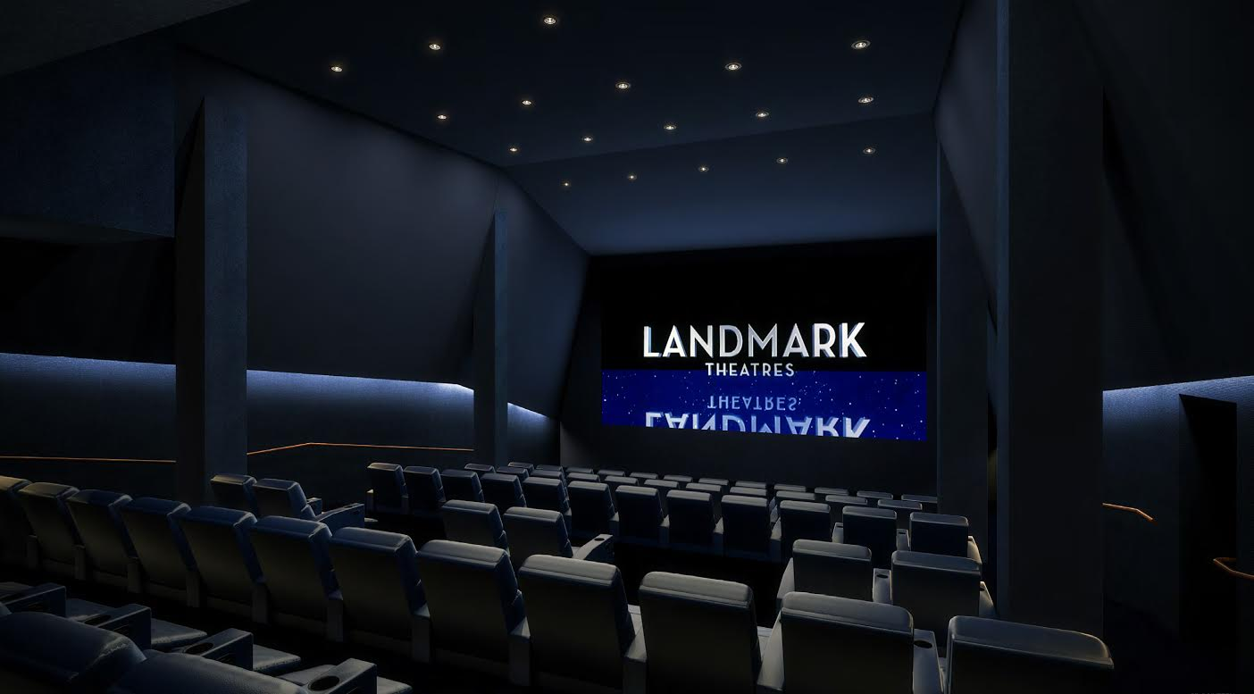 Landmark Theatres To Operate Multiplex At 709 Unit Via 57 West 625 West 57th Street Hell S