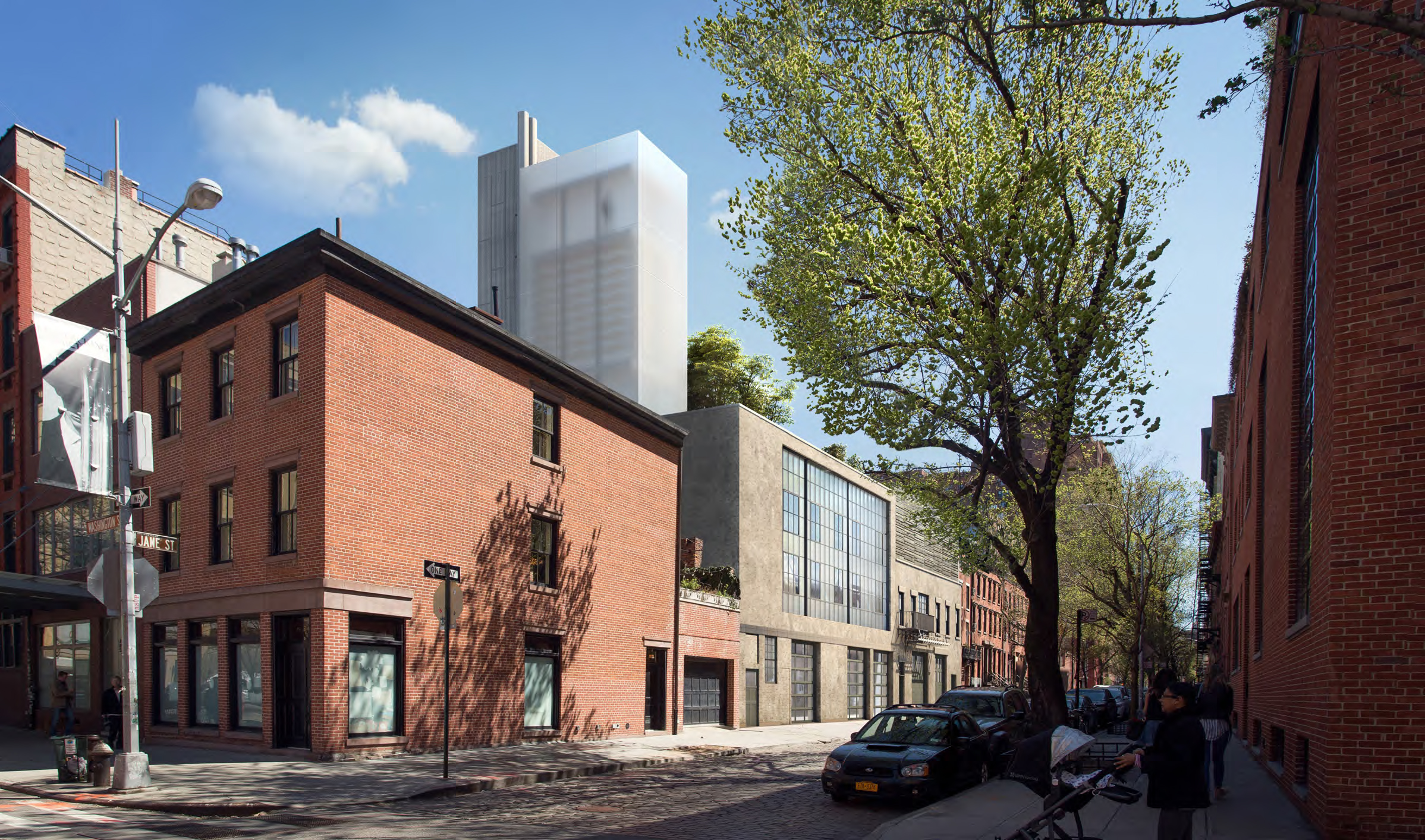 Proposal for 85-89 Jane Street