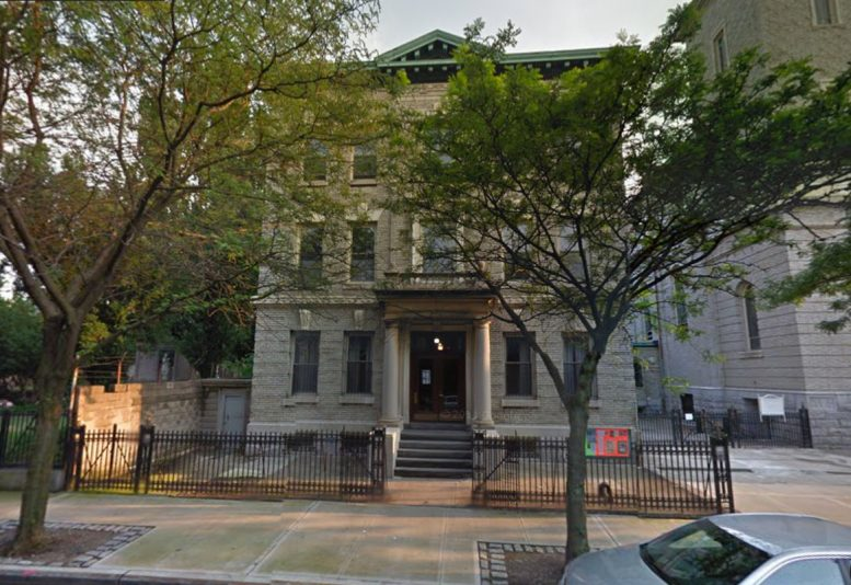 Diocese of brooklyn plans four story 47 700 square foot for Jackson terrace yonkers ny