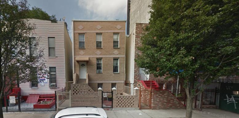 989 Willoughby Avenue, image via Google Maps