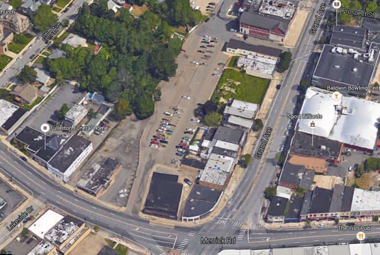 Baldwin Redevelopment Site