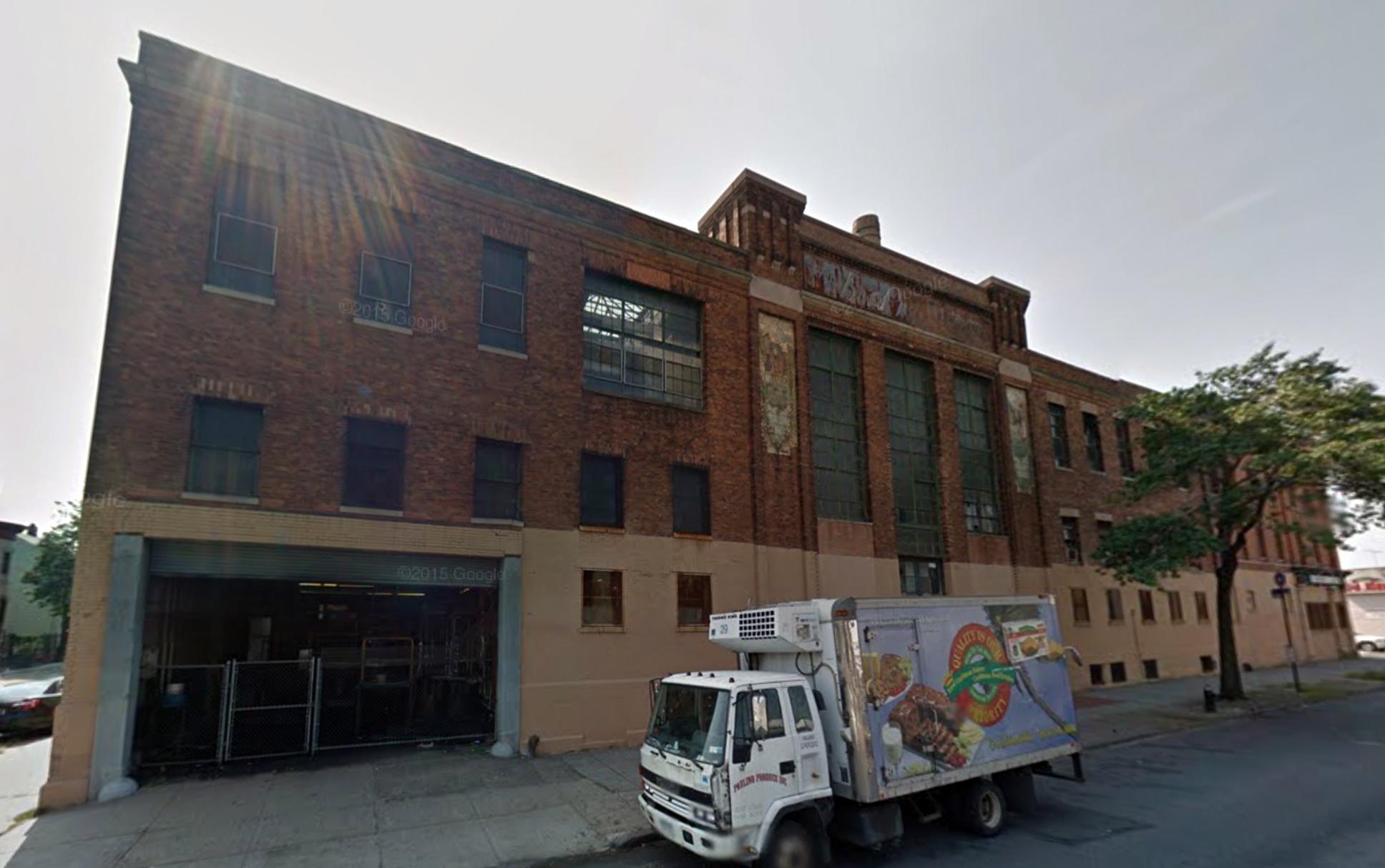 Empire State Dairy Co., 2840 Atlantic Avenue, 2013. Via Google Maps