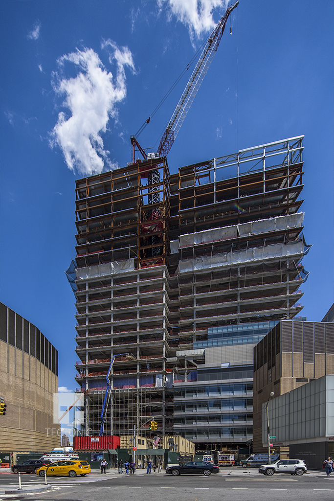 NYU Langone Expansion Projects Shaping Up Along East River - New
