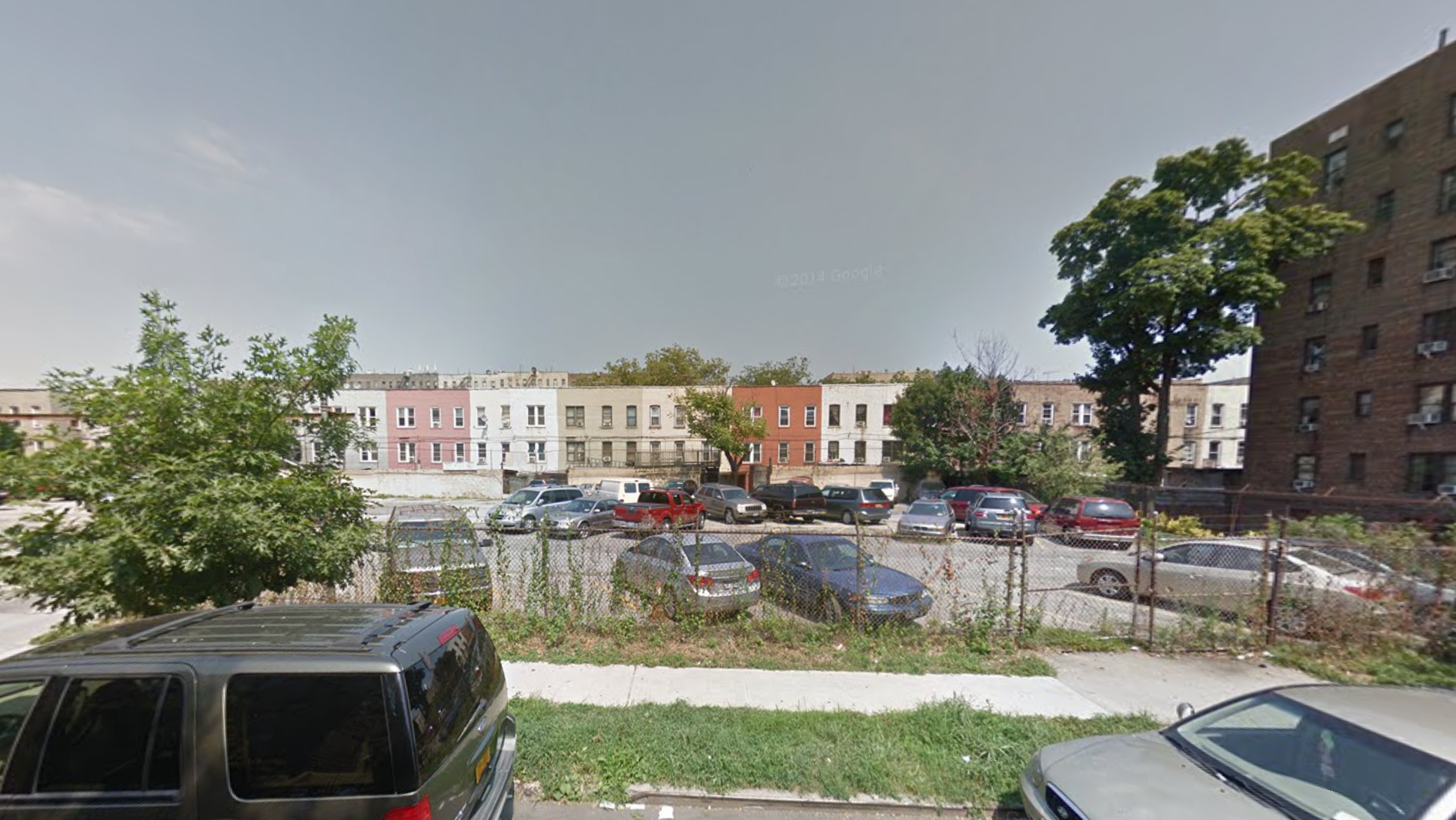1144 Evergreen Avenue, image via Google Maps