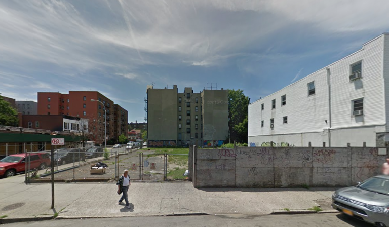 244 East 198th Street, image via Google Maps