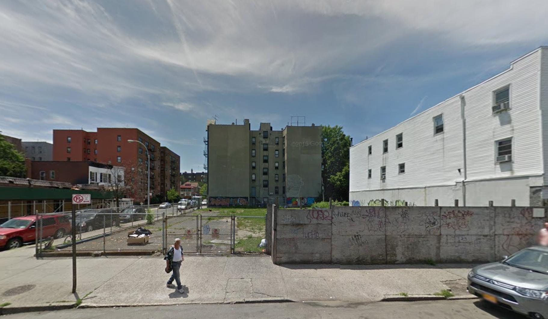 244 East 198th Street, image via Google Maps