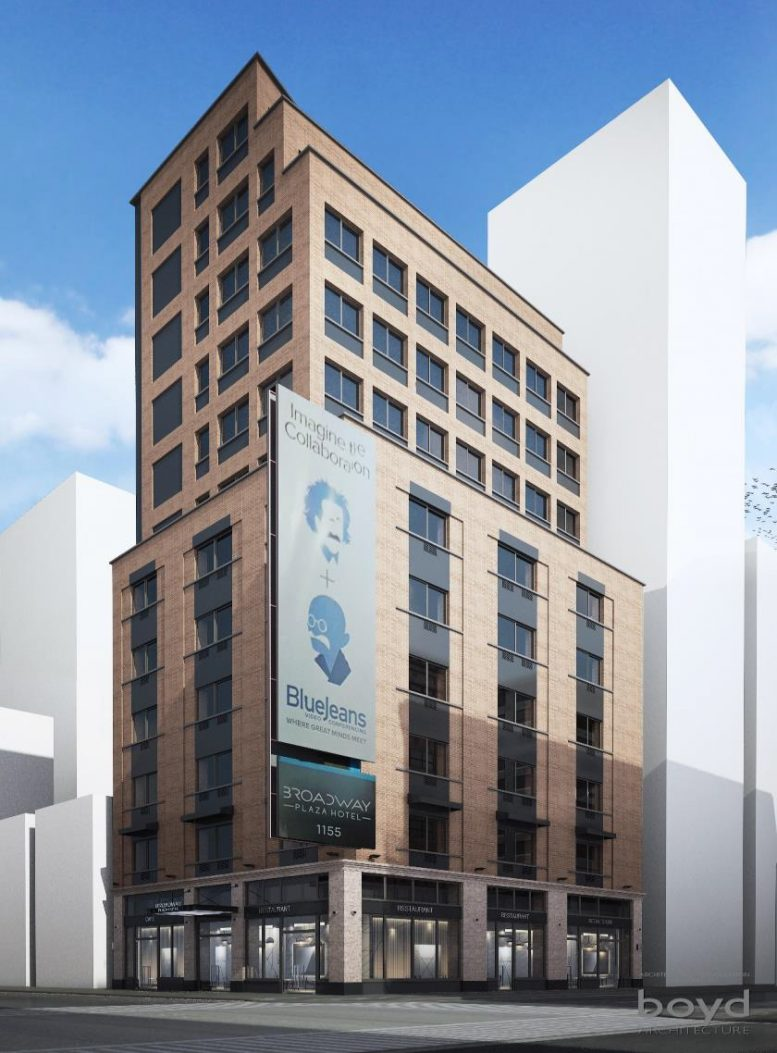 Proposal for 1155 Broadway