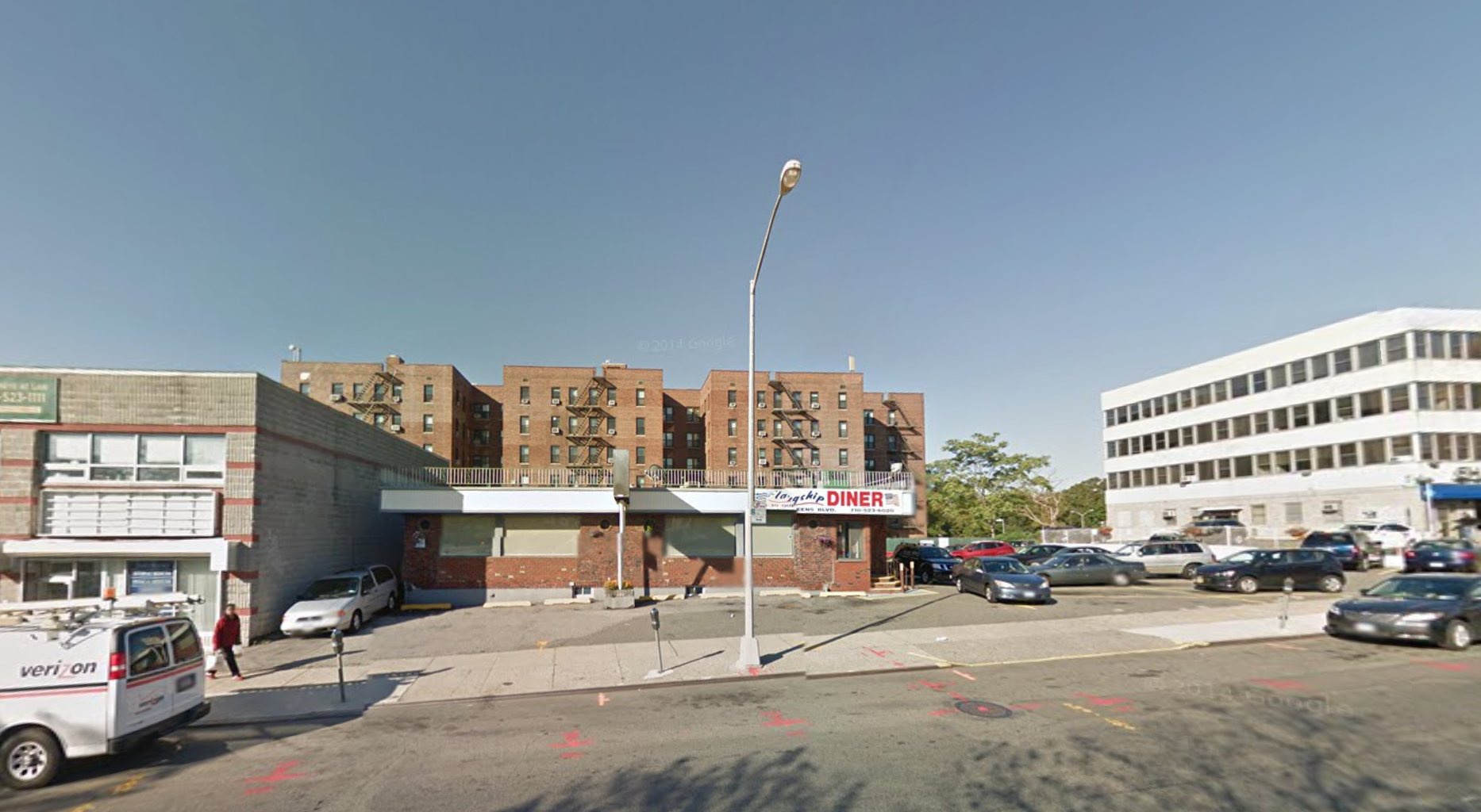138-28 Queens Boulevard, image via Google Maps