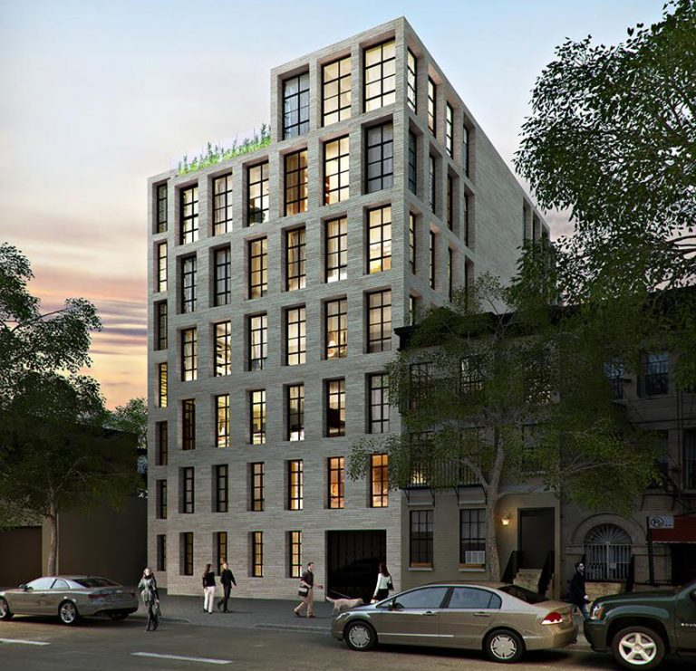 145 President Street, rendering via Avery Hall Investments