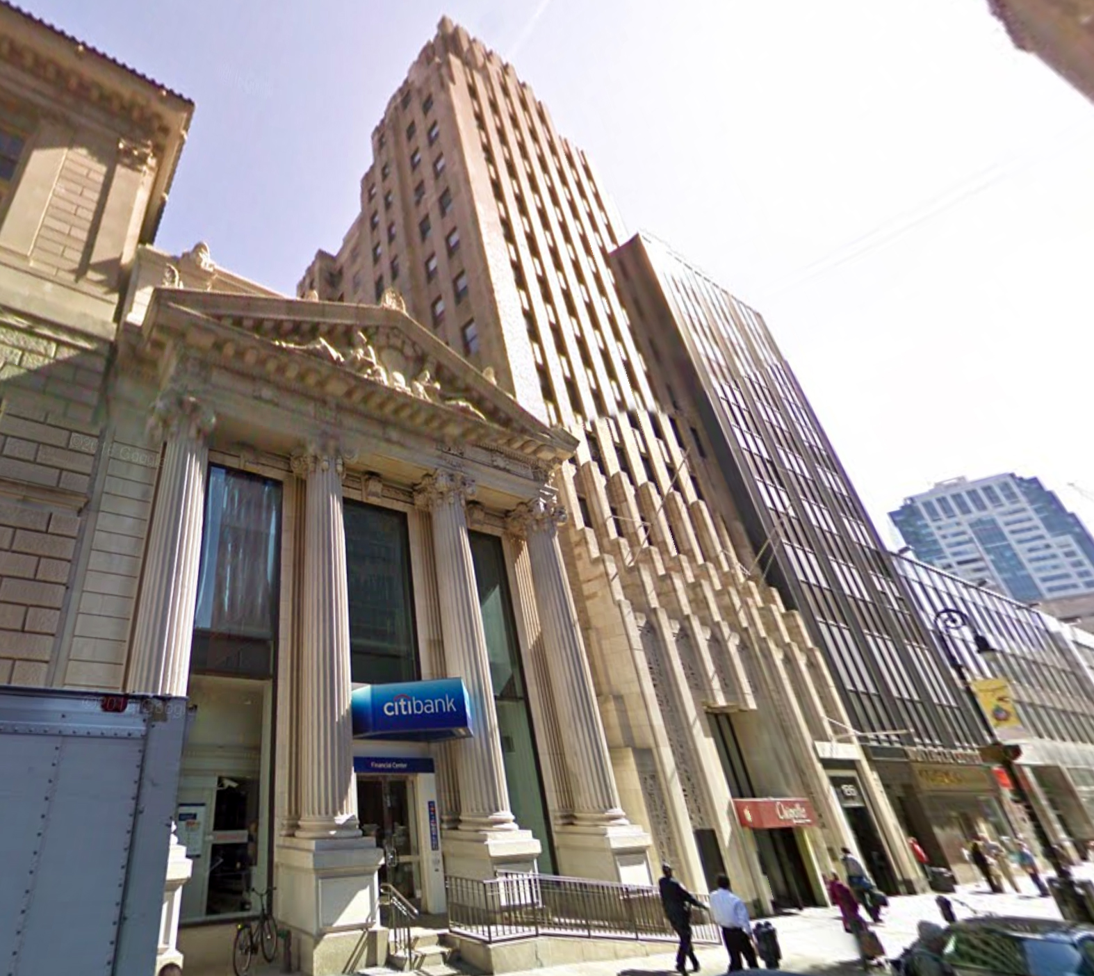 181 Montague Street and 185 Montague Street as seen in April of 2009. Image via Google Maps