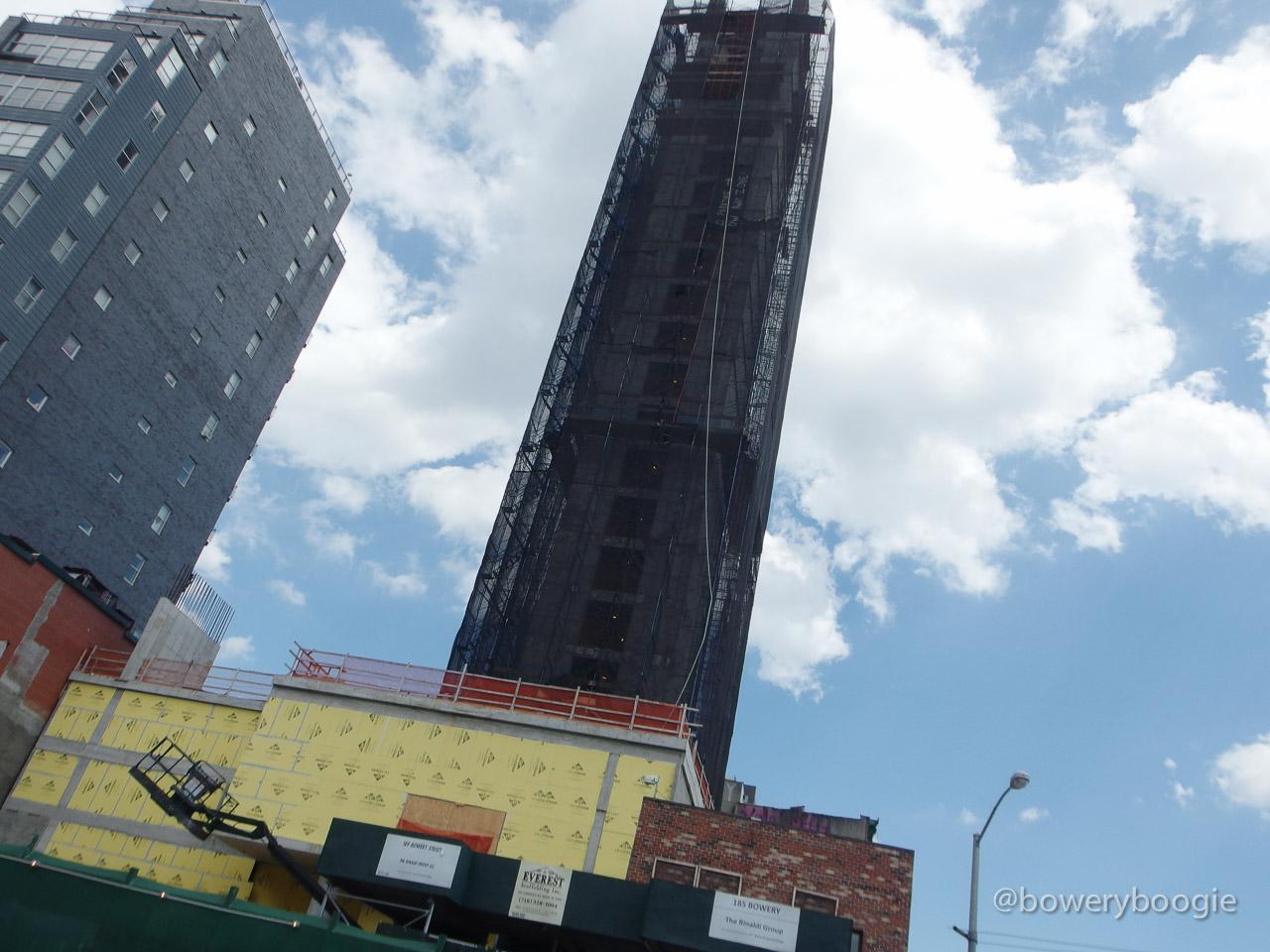 185 Bowery