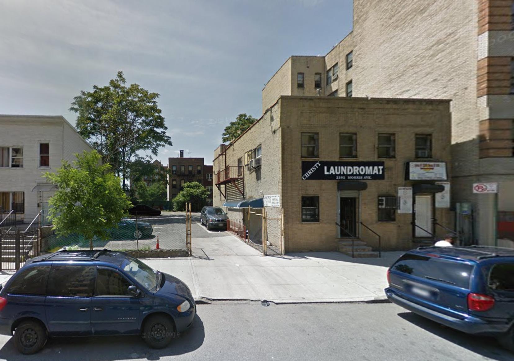 2195 Morris Avenue, image via Google Maps