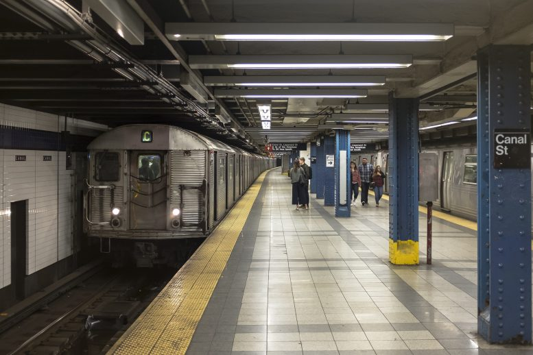What S Up With The Nyc Subway Line That Has Some Of The Oldest