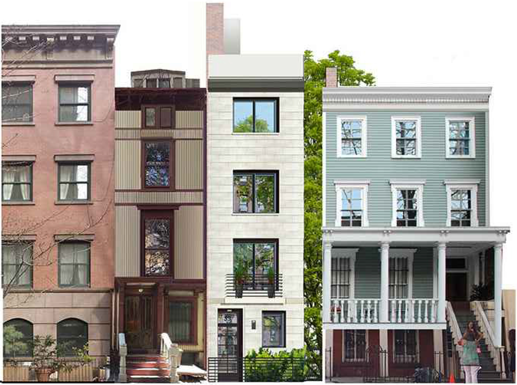 Previous proposal for 39 South Elliott Place
