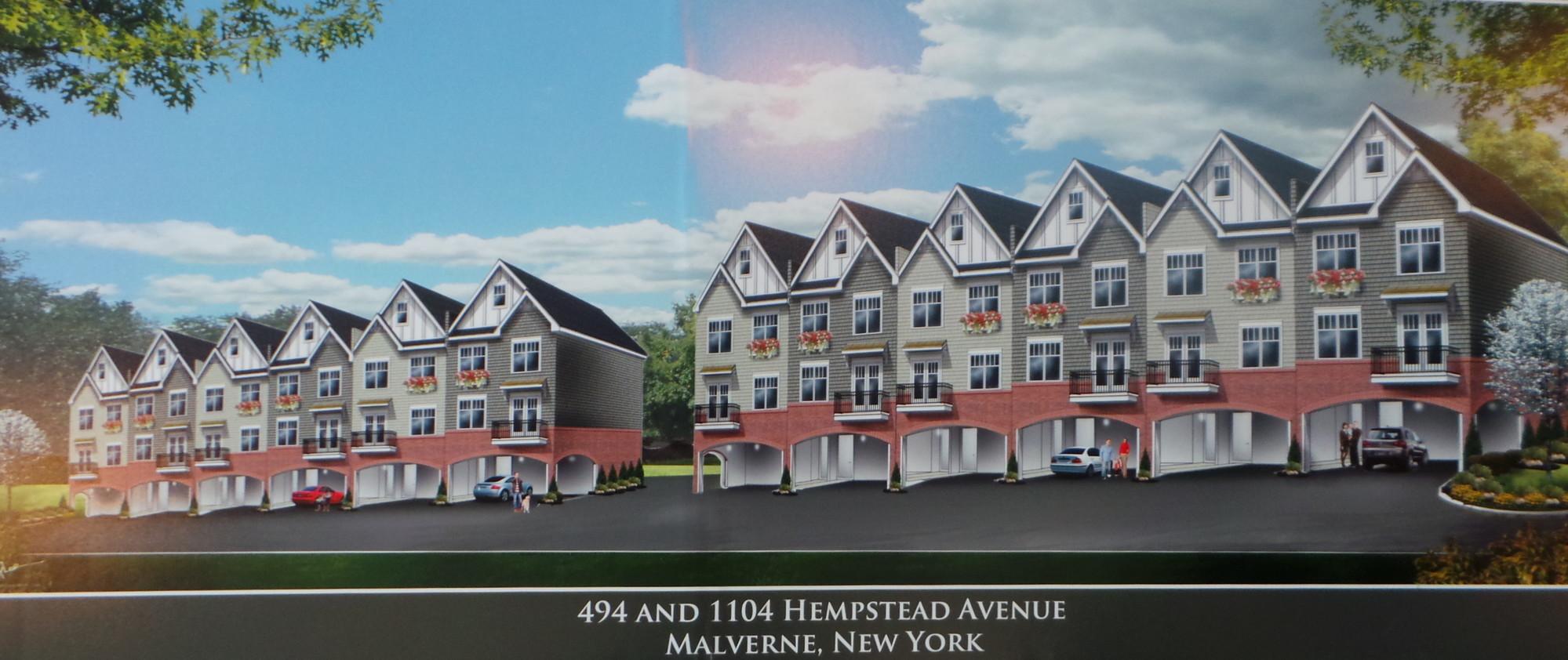 494 and 1104 Hempstead Avenue